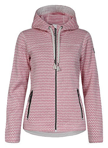 ICEPEAK Damen Fleece Lunette, Light Pink - 1