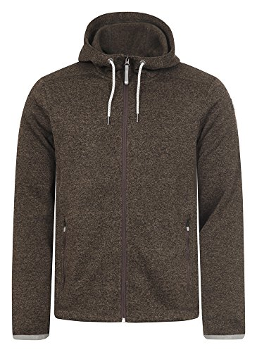 ICEPEAK Herren Fleece Jayden, Chocolate Brown - 1