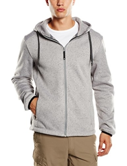 ICEPEAK Herren Sweatshirt Jayden, Light Grey, XXL, 457827672I -