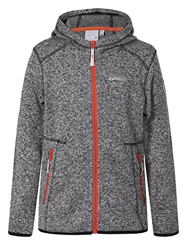 ICEPEAK Kinder Fleece Simo JR, Black, 152, 551825872I -