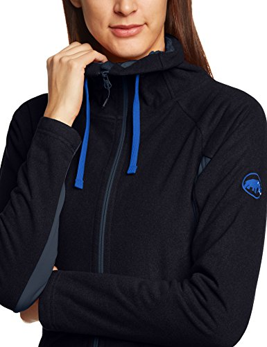 Mammut Damen Fleecejacke Niva Midlayer, Dark Space Melange, S, 1010-15830-5613-113 -