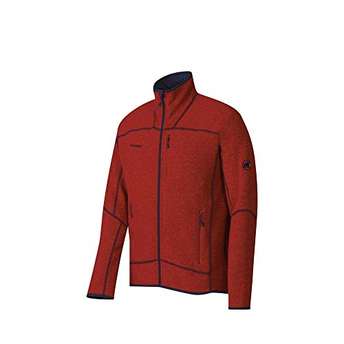 Mammut Phase Jacket Men - Fleecejacke in Strickoptik -