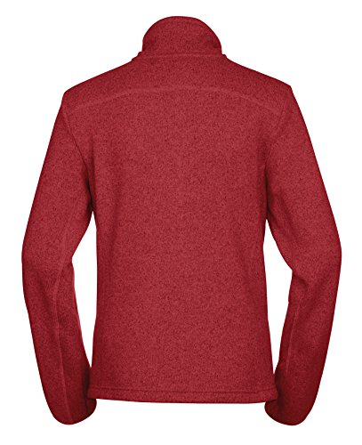 VAUDE Damen Jacke Rienza Jacket, indian red, 36, 04691 -