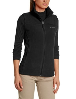 Columbia Damen Fleeceweste Fast Trek Fleece Vest, Black, L, AK6524-010-L -