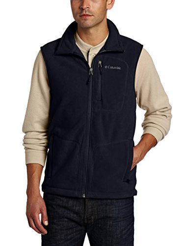 Columbia Herren Fast Trek Fleece Vest, Abyss, M, AM1056 -